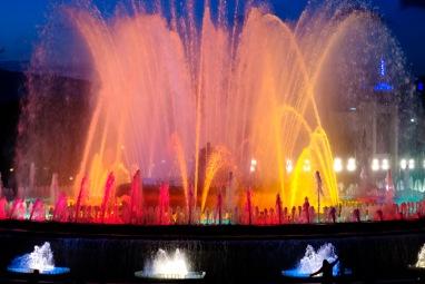 Barcelona - Plaza Espana